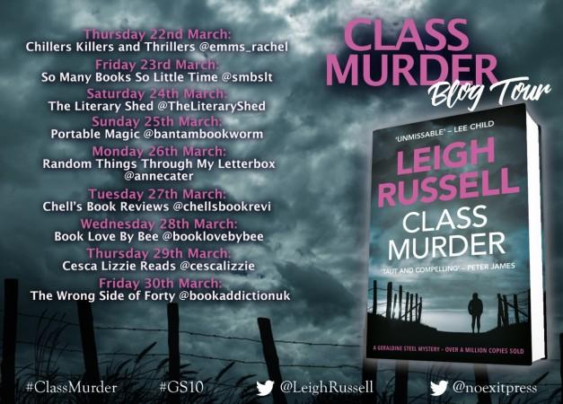 CLASS MURDER BT Poster Final